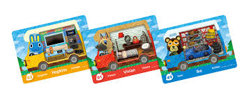 New Animal Crossing Amiibo Cards Of New Villagers Are Coming For