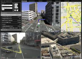 Google Maps Street View Location Gaiagi Driver 3d Driving Simulator Including Street View And