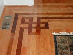 Which Way To Lay Laminate Floor Chic Brown Wood Floor Pattern Design Idea With Creative Dark Brown