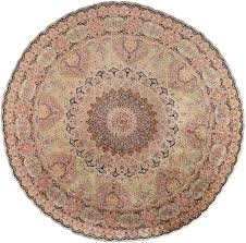 Red And Blue Persian Rug by Round Rugs Round Carpets Oval Rugs Round Size Rugs And Carpets