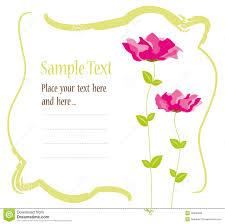Invitation Card Invitation Card Design Royalty Free Stock Photos Image 16000468