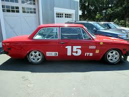 volvo race car 1972 volvo 142 race car sedan for sale in marietta pa 14 500