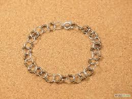 diy bead chain bracelet images Diy how to make a beaded chain bracelet 7 steps jpg