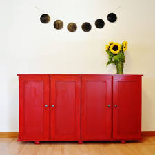 Dining Room Buffet Cabinet Sideboards Astonishing Red Buffet Cabinet Red Buffet Cabinet Red