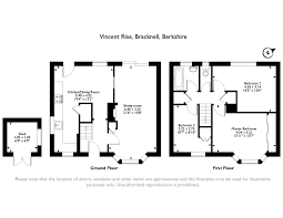 3 bed semi detached house for sale in vincent rise bracknell
