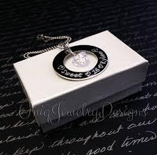 Custom Engraved Jewelry Personal Engraved Jewelry Jewelry Flatheadlake3on3