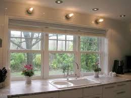 kitchen windows over sink large kitchen window over sink 19 decoratio co