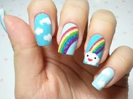 cute easy nail designs step by step
