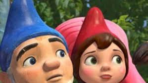 garden gnomes portray star crossed lovers u0027gnomeo juliet u0027