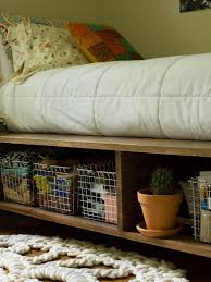 Wooden Beds With Drawers Underneath 10 Beds That Look Good And Have Killer Storage Too Hgtv U0027s