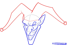 image gallery for easy scary drawings of clowns clip art library