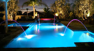 Custom Landscape Lighting by Ace Pool Service Llc Custom Led Lighting