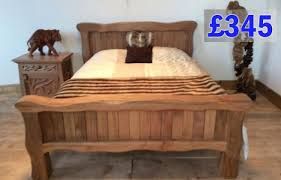 Solid Wood Bed Frames Uk Amazing Solid Wood Beds Uk Cheap And Furniture In Inside Bed