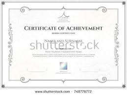 125 best certificate template images on pinterest certificate