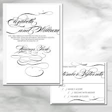 elegant wedding invitation templat matik