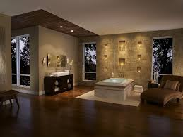 Brown Wall Sconces Brown Candle Wall Sconces Bathroom Contemporary With Travertine