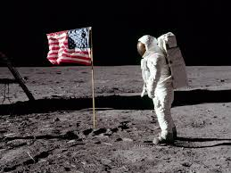 American Flag Picture Us Flags Planted By Apollo Astronauts Are Colorless And Falling