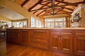 custom kitchen cabinets san francisco fine custom kitchen cabinets and truss ceiling by bay area builder