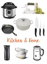 Gifts For The Kitchen 2016 Holiday Gift Guide Detoxinista