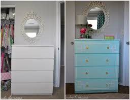 How To Paint Ikea Furniture by Suburbs Mama Ikea Malm Dresser Hack Before And After