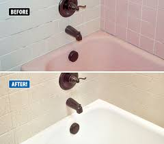is your tub and tile surround outdated back in the day pink