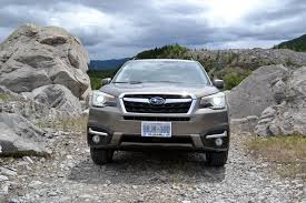 modified subaru forester off road 2017 subaru forester 2 5i review autoguide com news