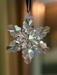 swarovski 2004 ornament home sweet holidays