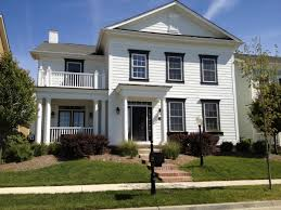 collections of exterior house paint color schemes white trim