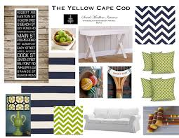 Preppy Home Decor The Yellow Cape Cod Custom Designs