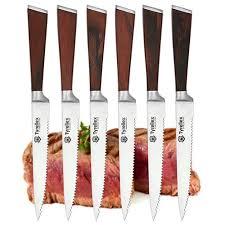 best cheap kitchen knives best steak knives 2017 our top 10 steak knife sets