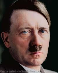 Seeking Adolf Adolf In Color Colorizedhistory