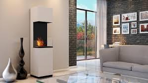 sierra freestanding bio ethanol fireplace sunsource