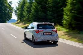 Used Toyota Yaris Review Pictures Auto Express New Toyota Yaris Grmn Review Auto Express