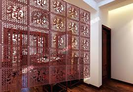 decorative room dividers inspiring curtain elegant living divider