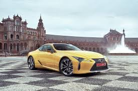 lexus lc f 2017 upcoming lexus lc f reportedly more powerful than lfa supercar