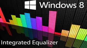 ecualizador de windows 10 8 y 7 integrado easy u0026 fast youtube