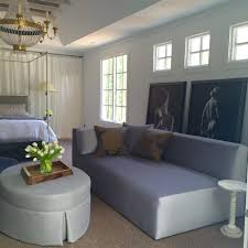 Charlotte NC Custom Furniture Master Bedroom Sofa And Ottoman - Bedroom furniture charlotte nc