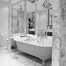 home decorating trends homedit 29 white marble bathroom floor