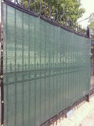 green screen fence screen pinterest fence screening