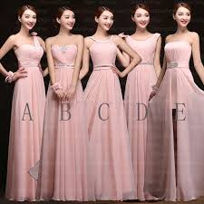 bridesmaid dresses 2015 bridesmaid dresses blush pink bridesmaid