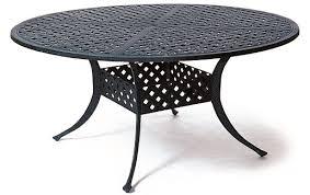 60 Patio Table Great 60 Patio Table Newport Hanamint Luxury Cast Aluminum