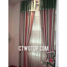Teal And Red Curtains Beige Teal And Olive Green Leaf Beautiful Country Linen Curtains