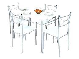 table de cuisine avec chaise table chaise cuisine table chaise blanche finest chaise