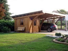tettoia legno auto tettoia in legno per auto modello
