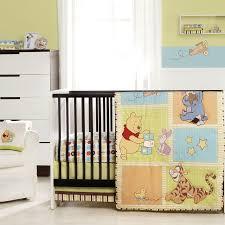 Pooh Crib Bedding Winnie The Pooh Tidy Time 3 Crib Bedding Set Bed Sets