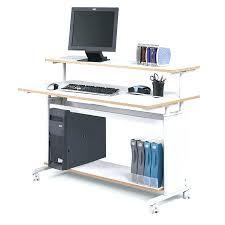 Laptop Desk Stands Computer Desk Stand Height Adjustable Sit Stand Desk Riser Laptop