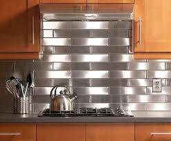 Stainless Steel Backsplash Tiles Lowes - Backsplash at lowes