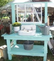 Outdoor Potters Bench Potting Benches Foter