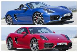 Porsche Boxster S 2016 - 2016 porsche boxster and cayman to be renamed u0027718 u0027