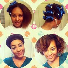 blow out hair styles for black women with hair jewerly flexi rod blowout on natural hair gives a nice full look